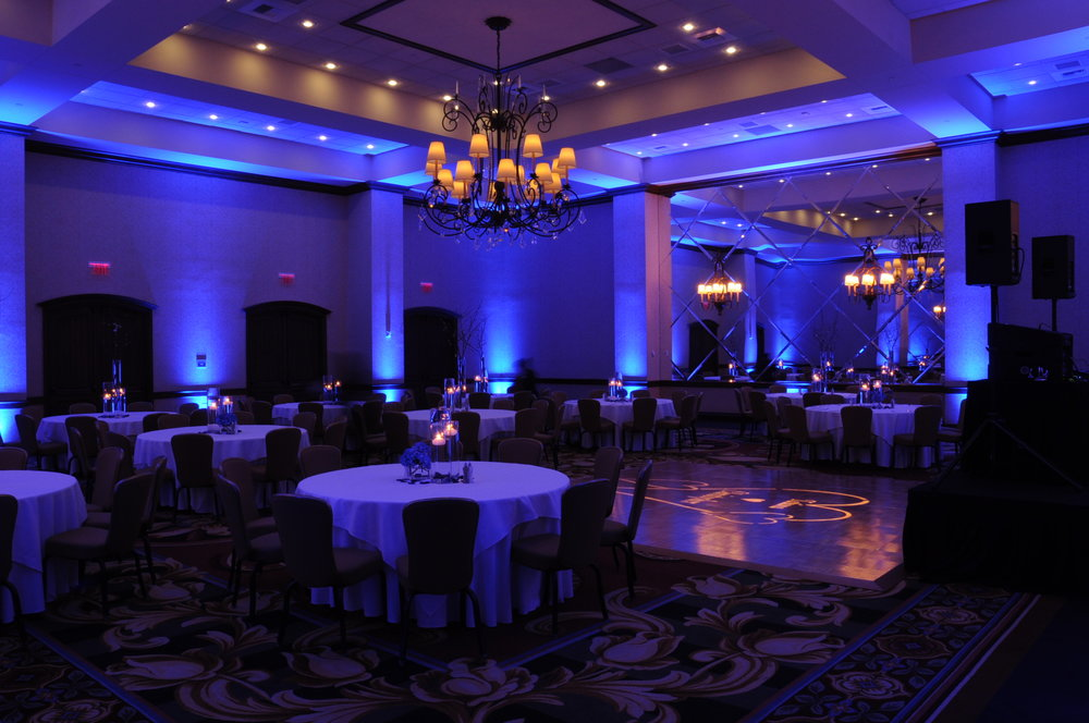COMING SOONVisually powerful up-lighting - We can help you dramatically enhance your space by bringing color and excitement to your event.Battery operated LED fixtures with no cords or messy tape on the floor.Our lights are capable of generating any color adding a