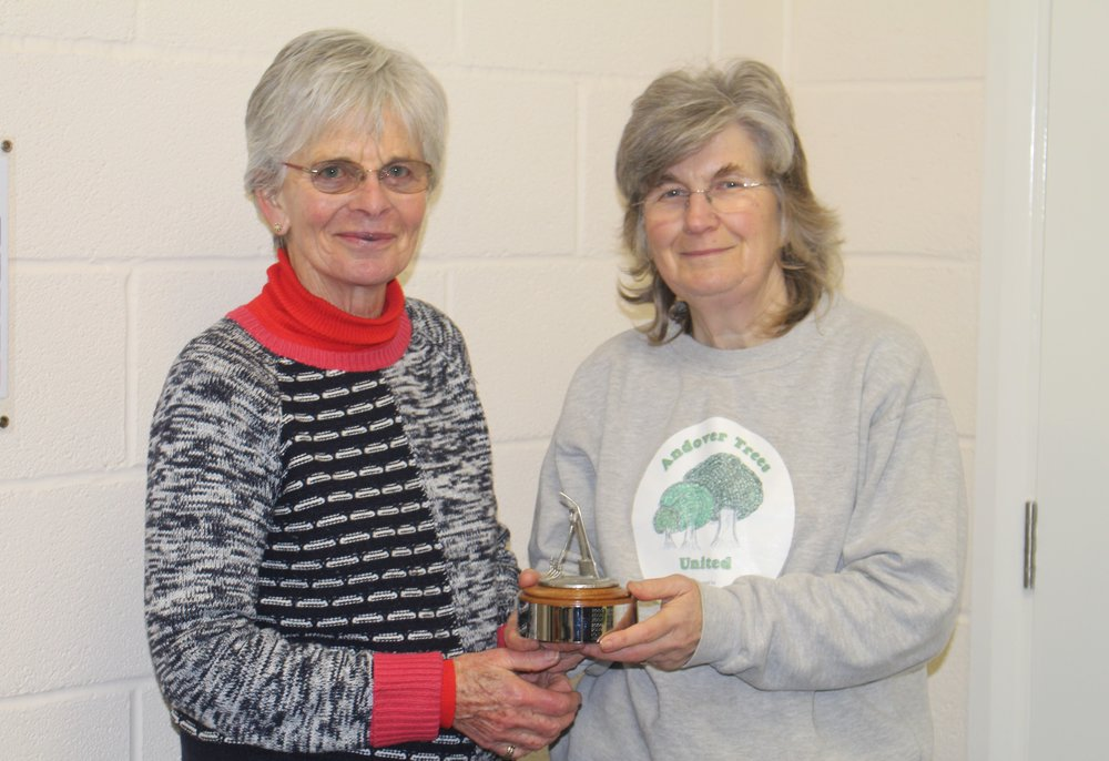 2016 Hampshire Gardens Trust Awards the Peter Maunder Trophy to ATU.JPG