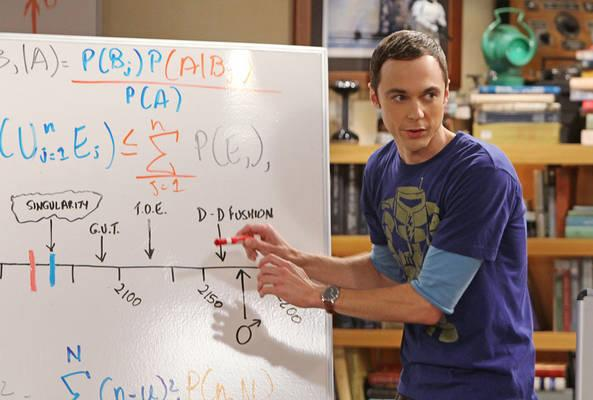 Sheldon Cooper - Big Bang Theory