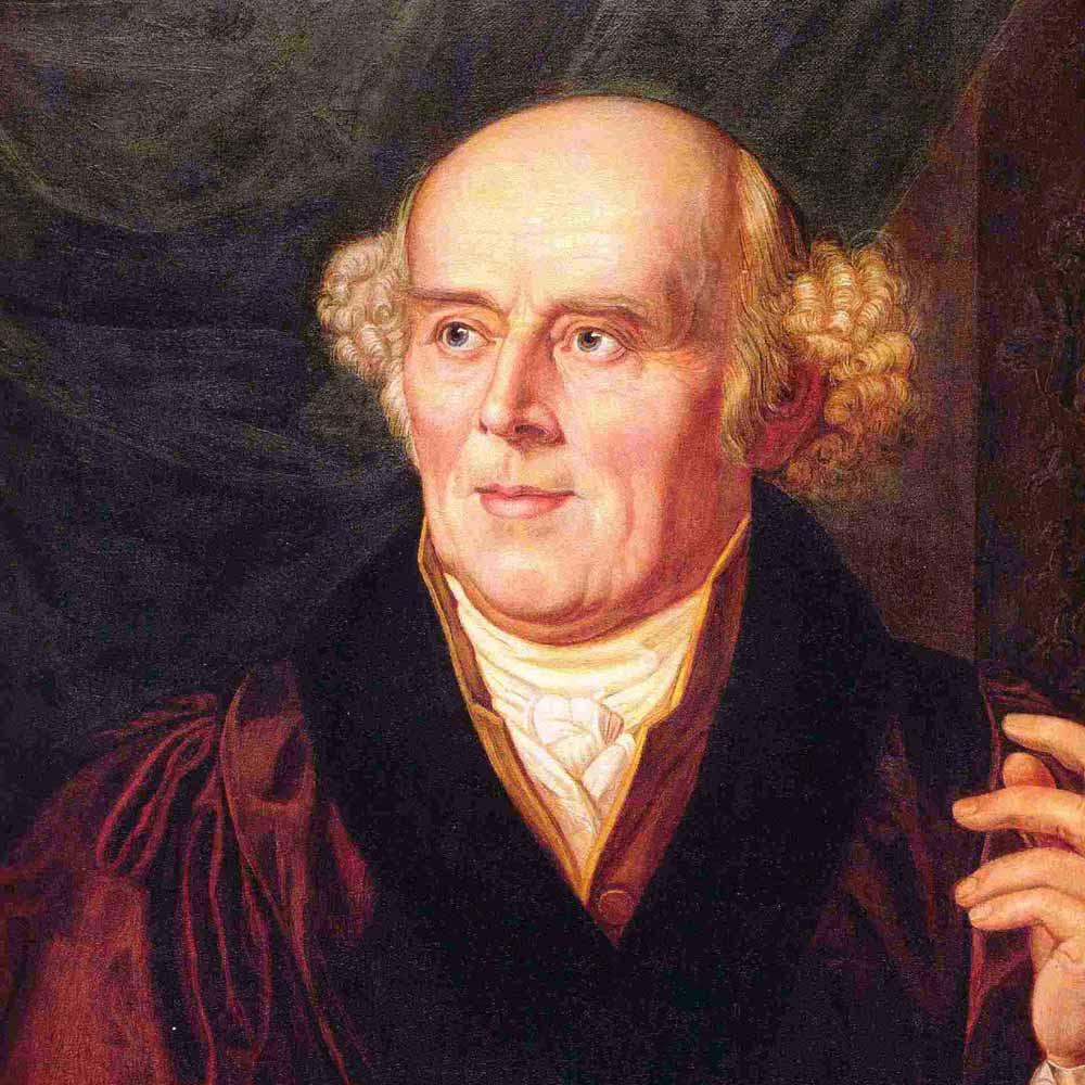 Samuel Hahnemann - Father of Homepathy