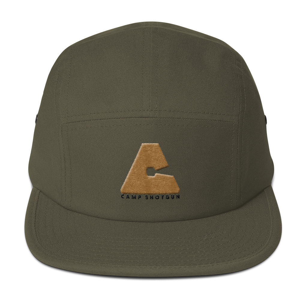 Camp Shotgun Logo Forester Hat