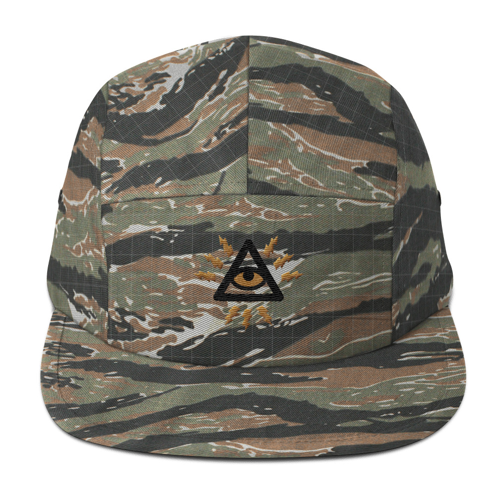 Lightning Eye of Providence Forester Hat
