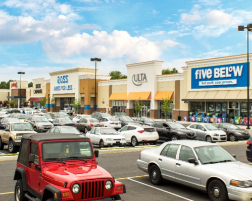 DOVER TOWN CENTER - 125,000 SF RedevelopmentDover, DE