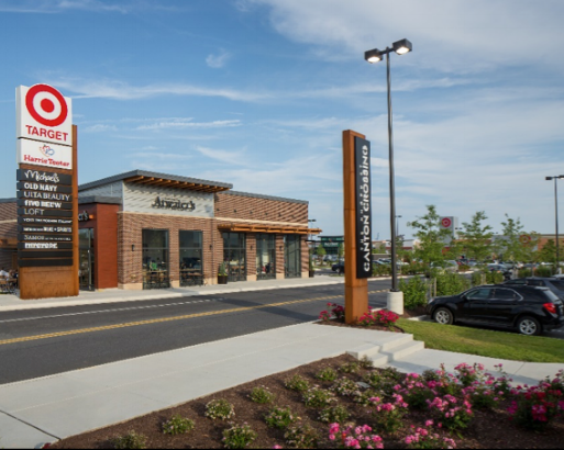CANTON CROSSING - 365,000 SF Retail CenterBaltimore, MD