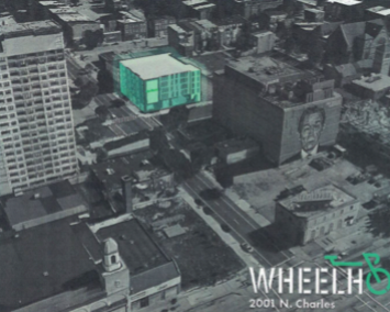 WHEELHOUSE NORTH - Co-Living ConceptBaltimore, MD