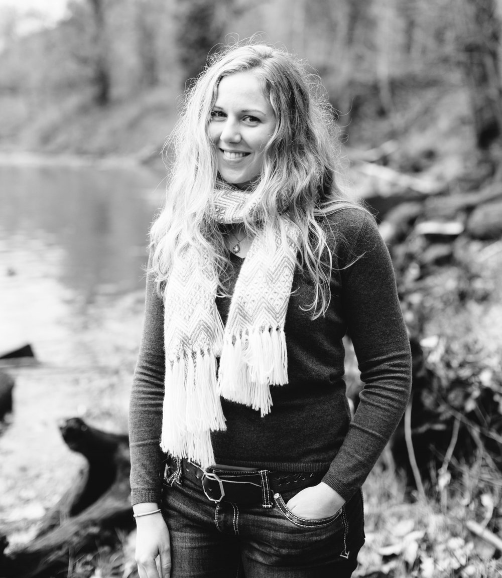 Kristen Haberthur, Ph.D. -  founder of Fiddlehead Biosciences