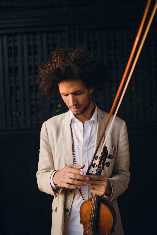 Matorin  Violinist + Composer