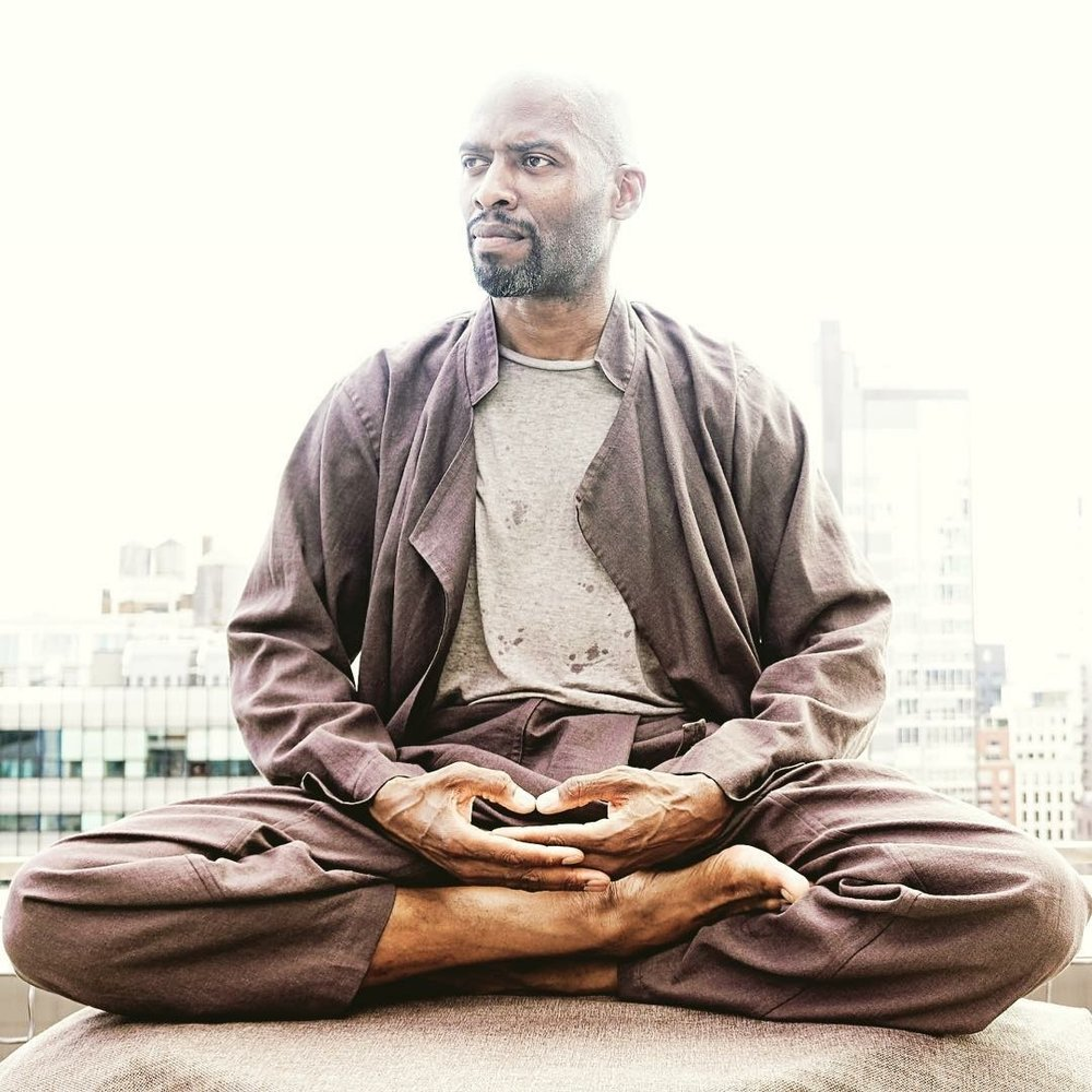 Carlos Alberto  Time to Sit, Meditation Instructor