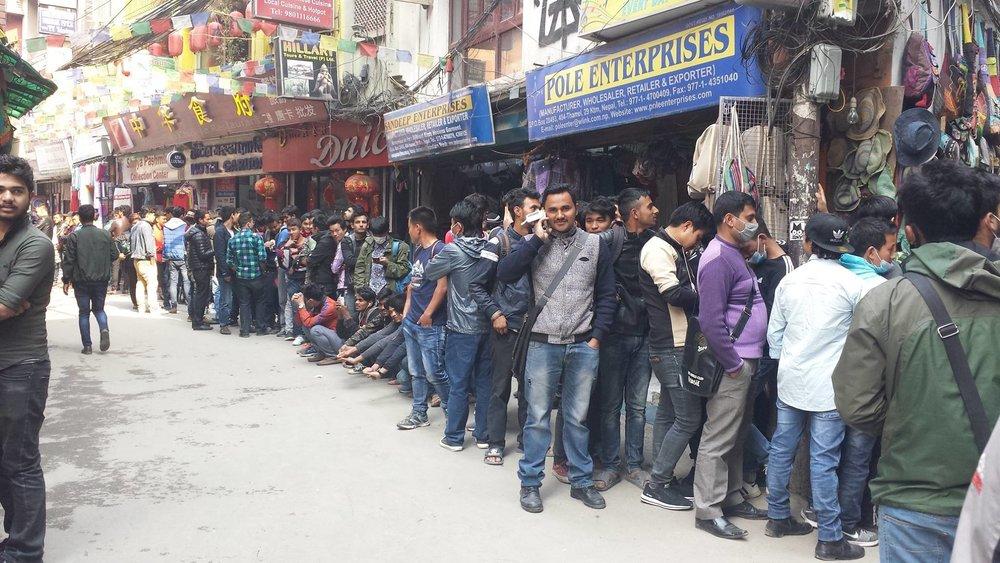 Nepalis Leaving country.jpg