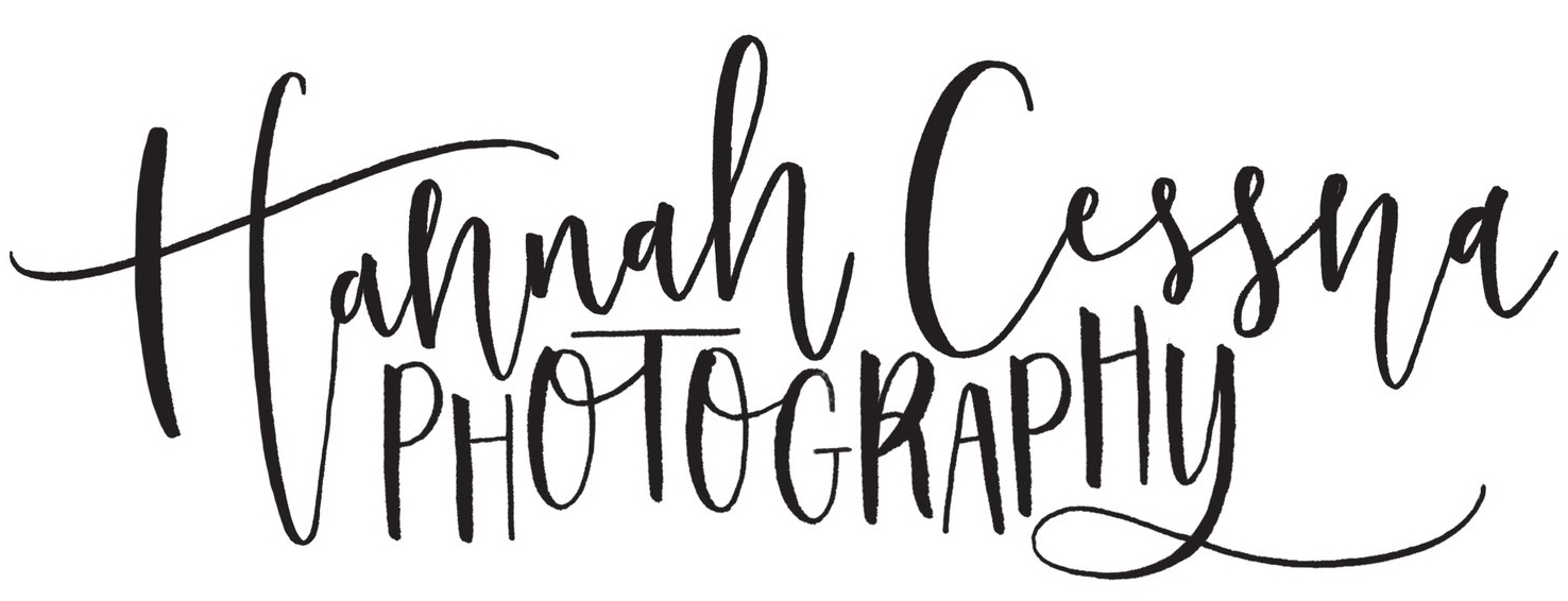 HANNAH CESSNA PHOTOGRAPHY / Wedding Photographer