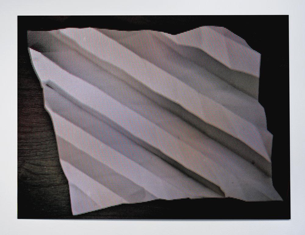 Untitled (Fold #4)
