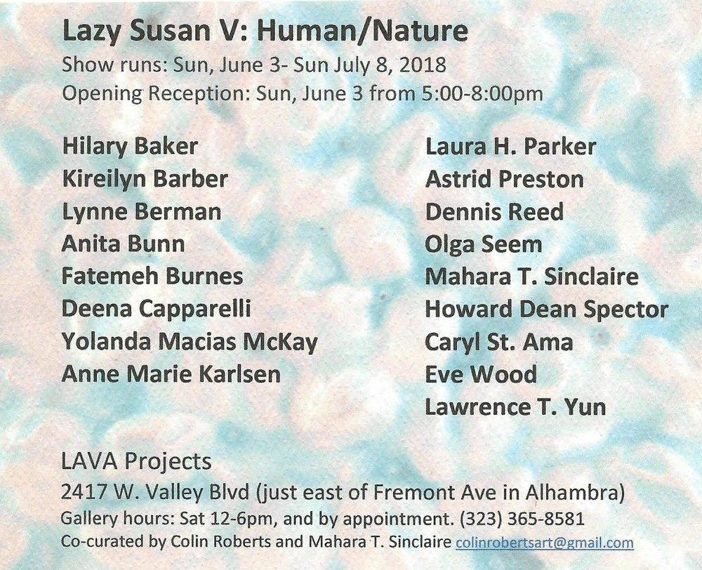 Human Nature Card