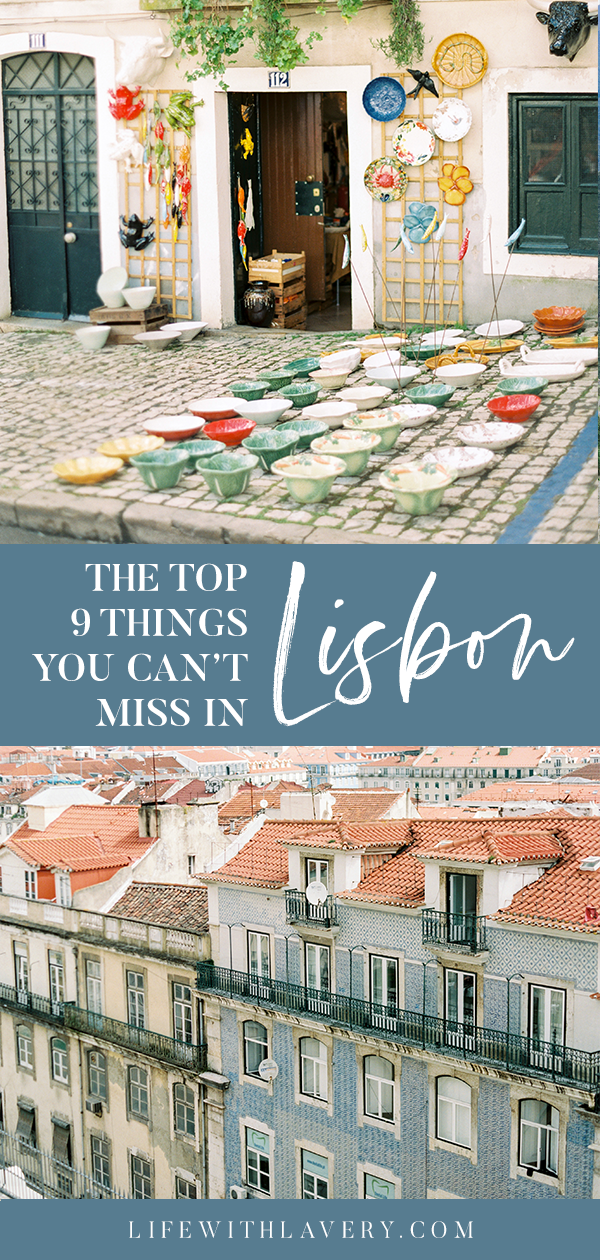 Lisbon City Guide | What to Do In Lisbon, Portugal | Travel Blogger