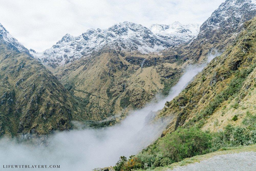 Inca Trail Machu Picchu Trek Tips | Hiking Boots Packing List