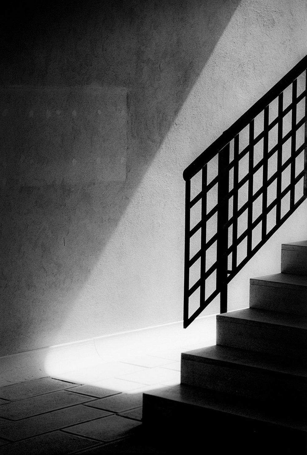 Venice - Stairs & Shadows