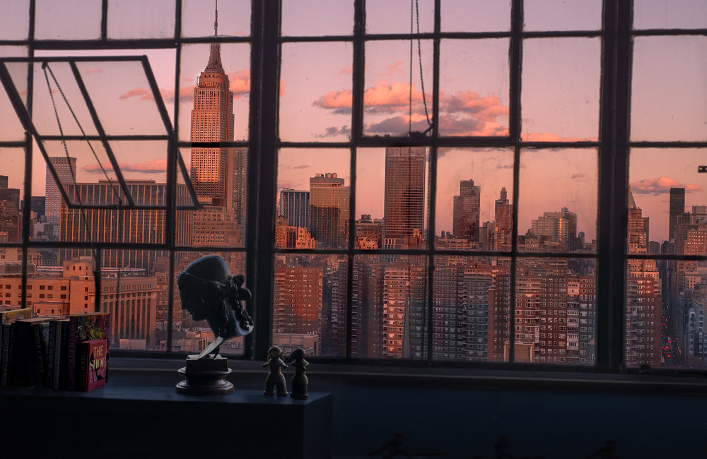 Sunset, NY #2