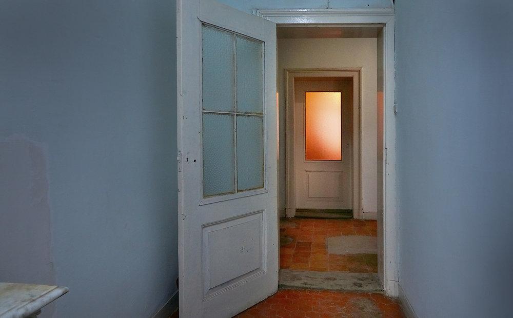 Istanbul Doorway