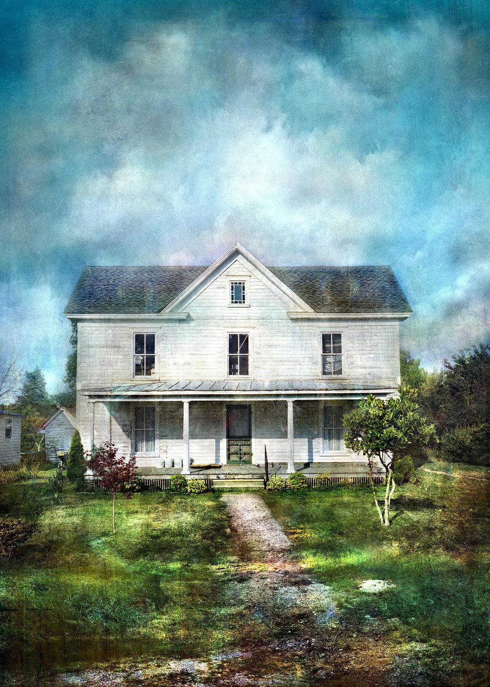 Onancock House, 56 x 40