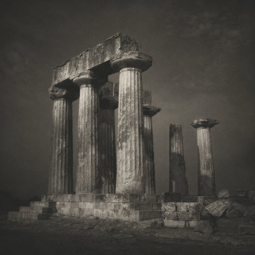 Keith Taylor -  Temple of Apollo