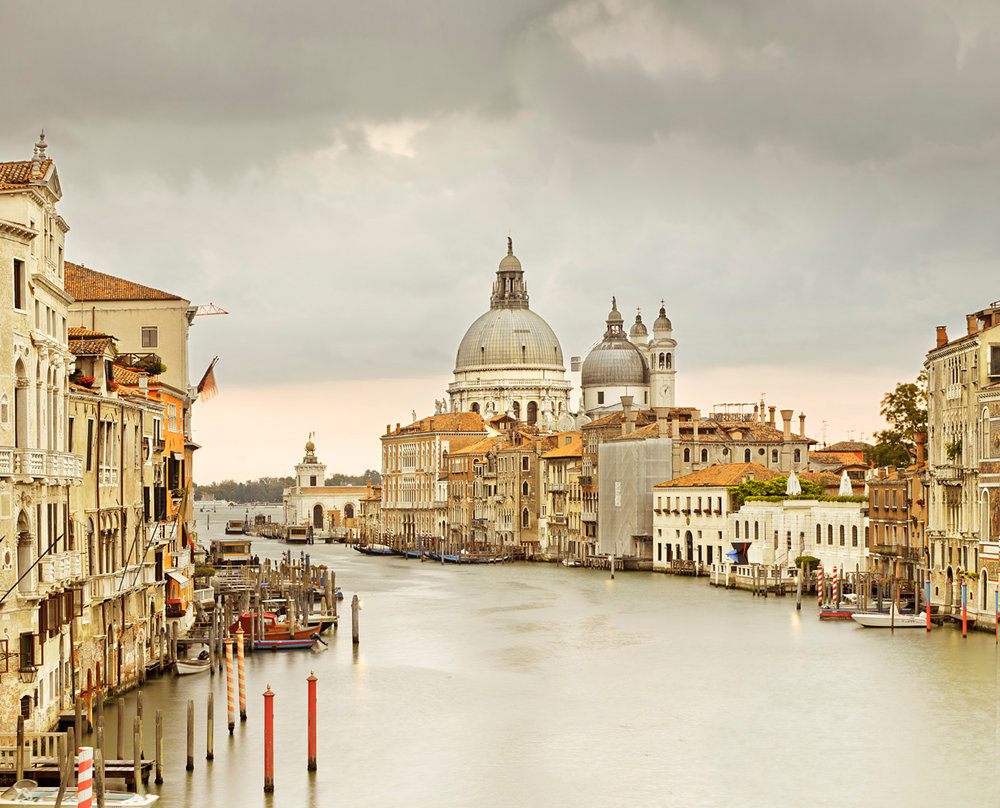 Grand Canal from Ponte dell'Accademia, 2012