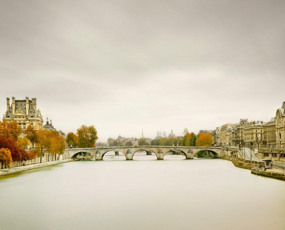Pont Royal, Paris, France, 2012
