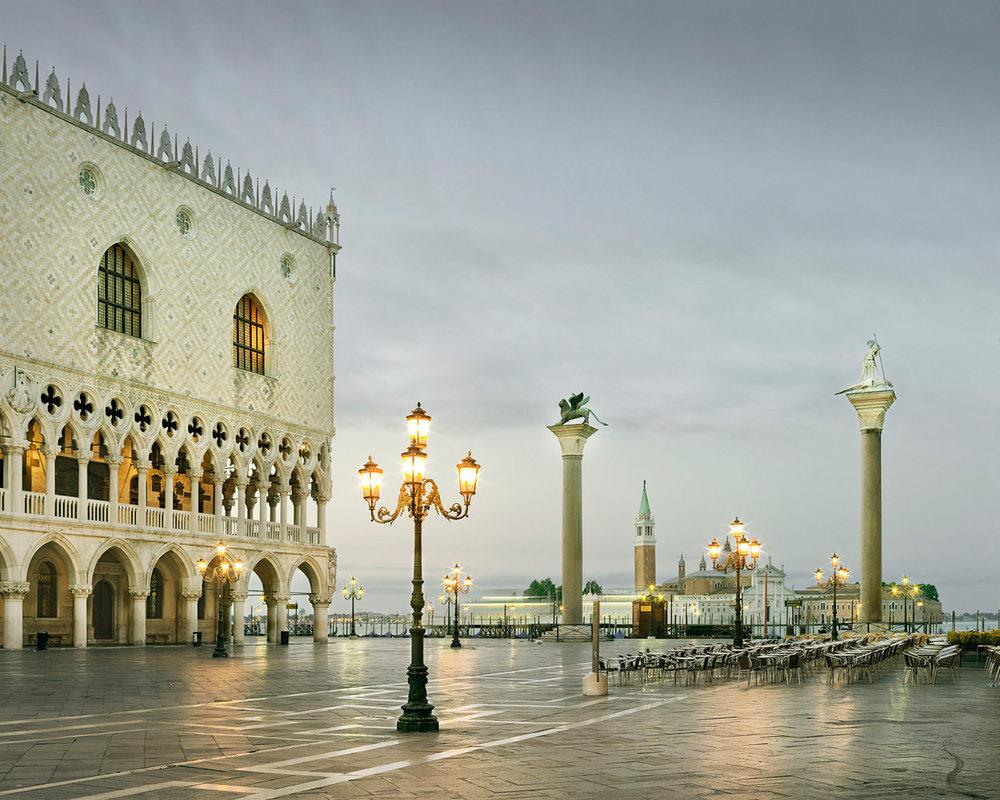 San Marco Dawn, Venice, 2012