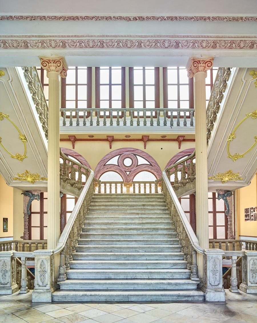 Ballet School (Stairs), Havanna, Cuba, 2014