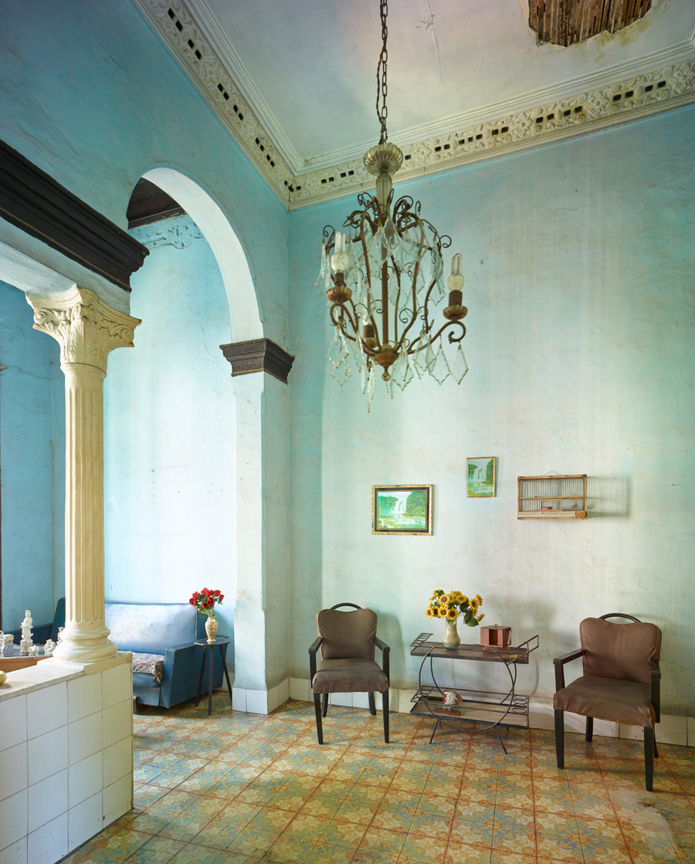 Casa Garcia, Havana, Cuba, 2104
