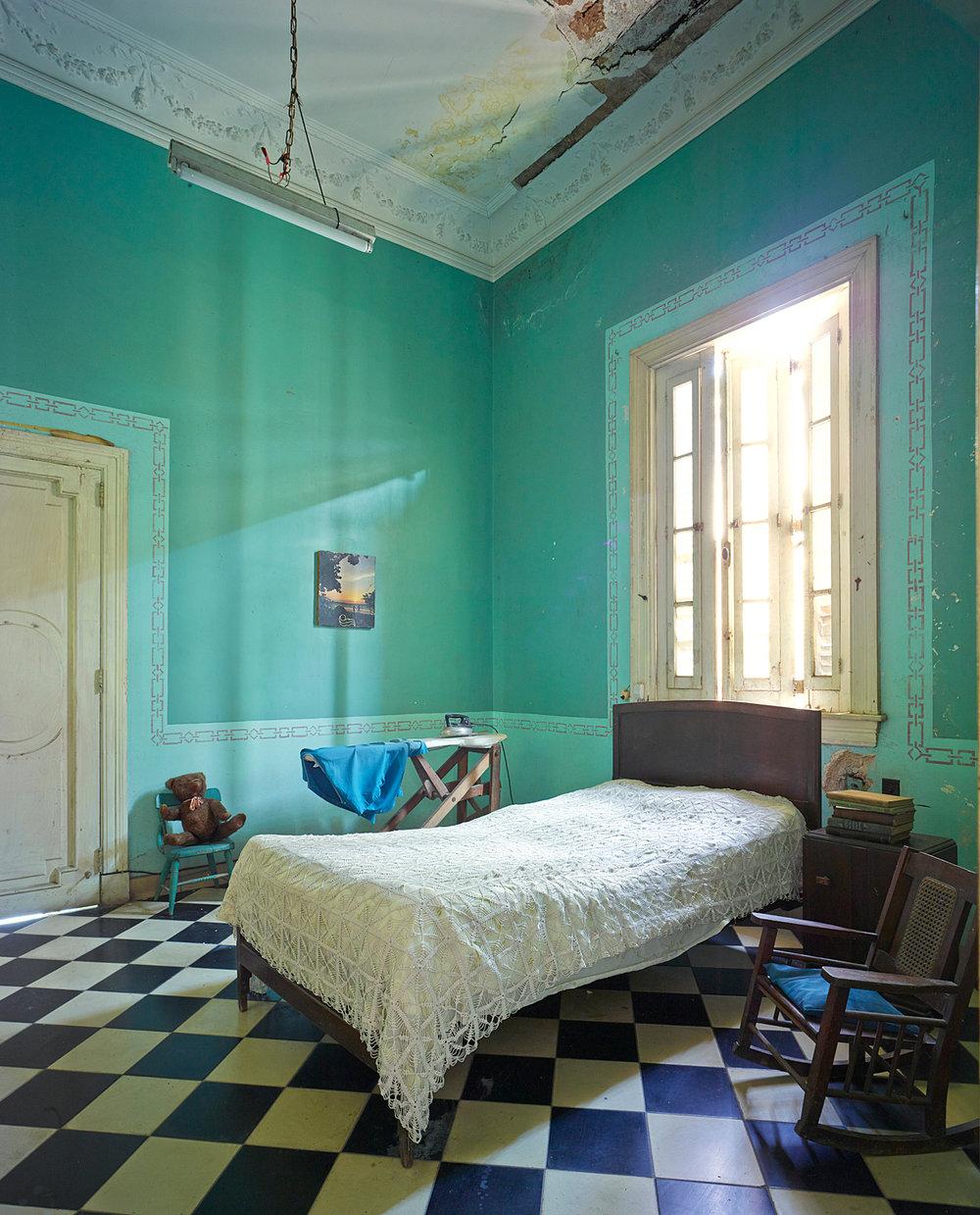 Childrens Room, Havanna, Cuba, 2014
