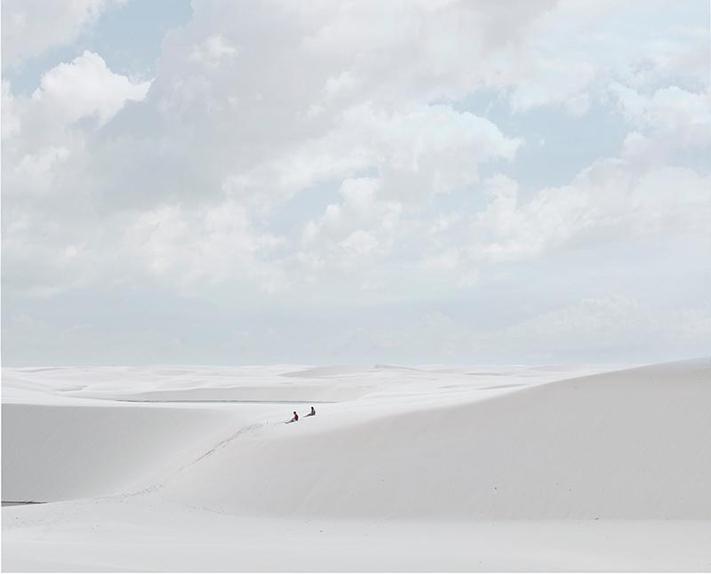 Desert Walk (Resting), Lençóis Maranhenses, 2013