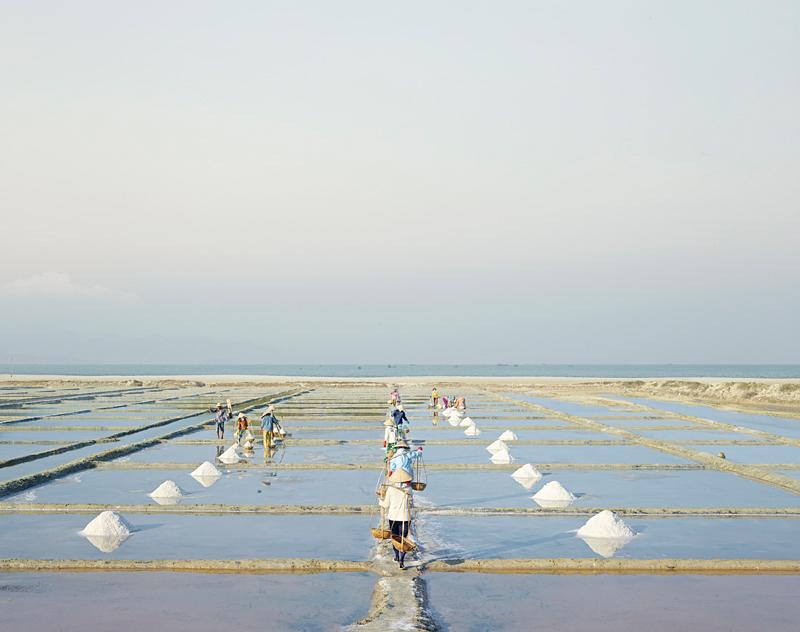 Salt Farms, Nha Trang, Vietnam, 2014