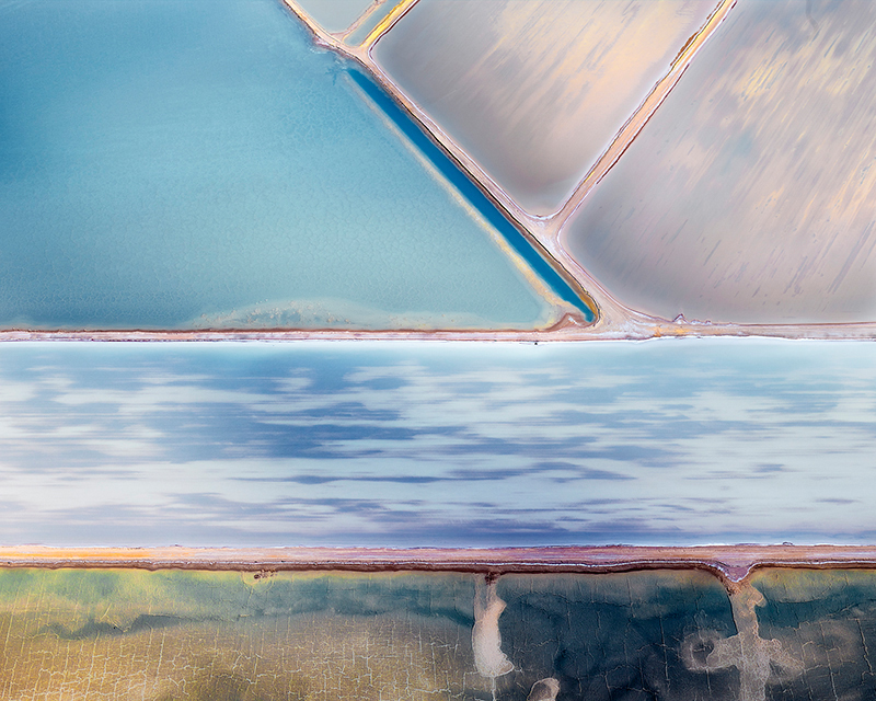 Blue Ponds 03, Shark Bay, Western Australia, 2015
