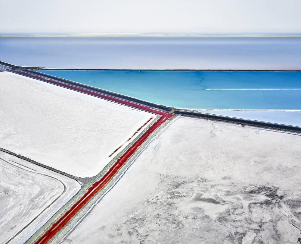 Saltern Study 16, Great Salt Lake, UT, 2015