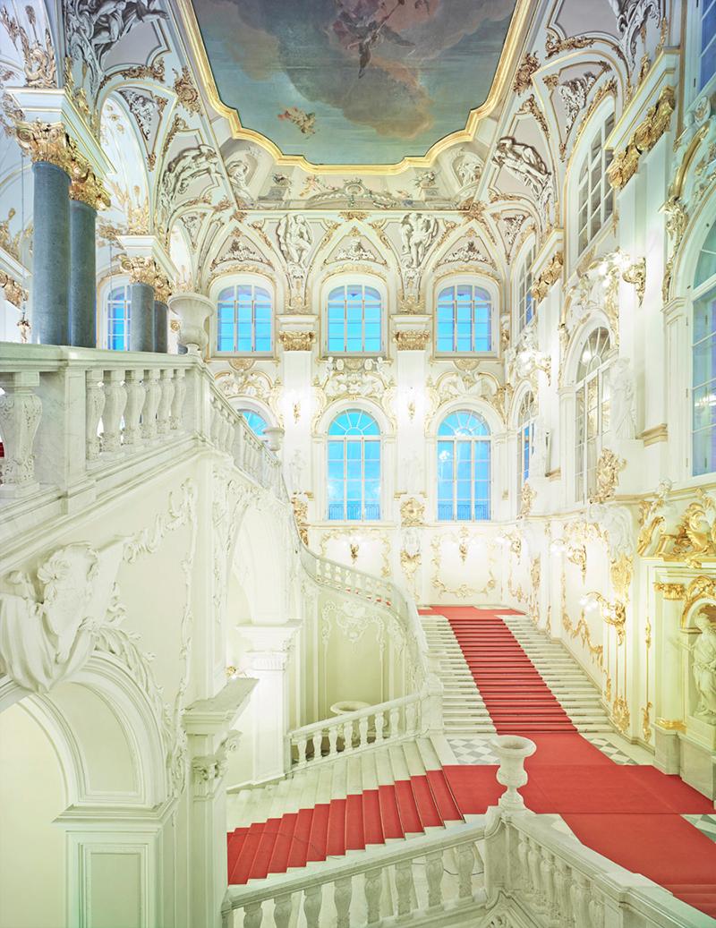 Jordan Stairs 1, State Hermitage, St Petersburg, Russia, 2015