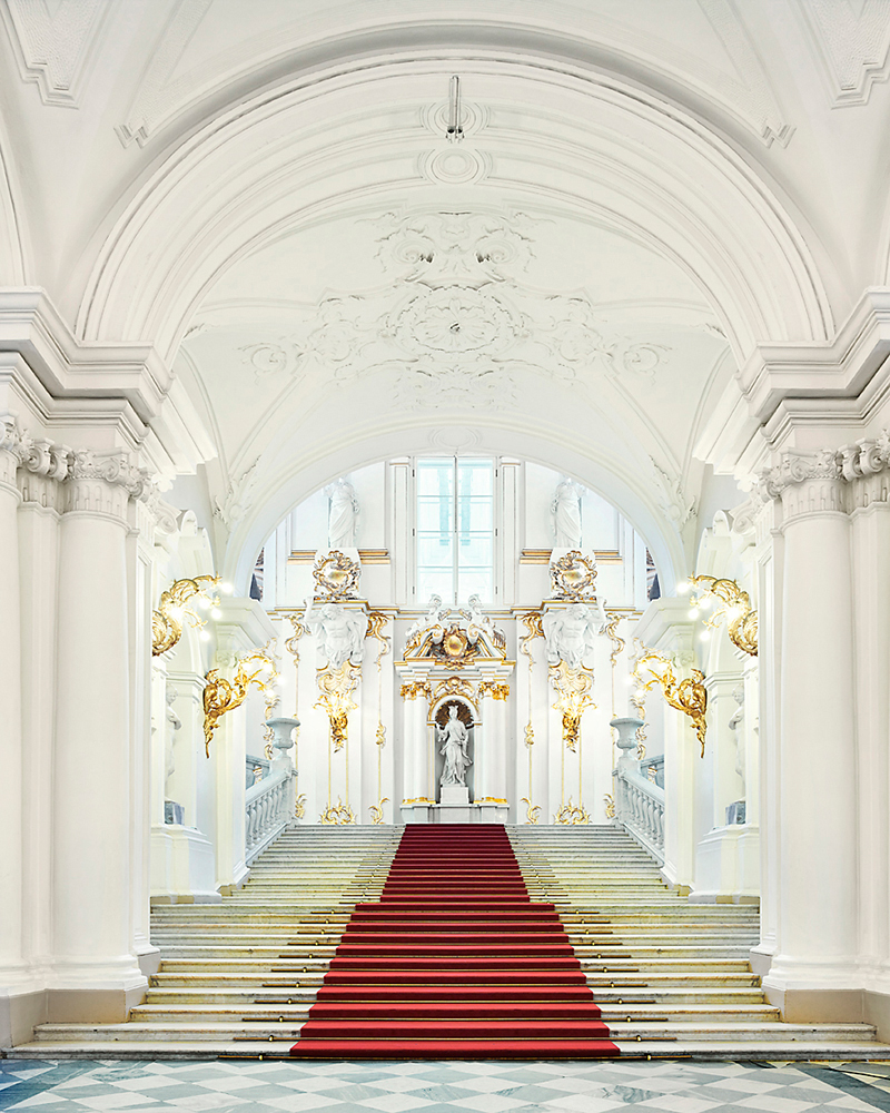 Jordan Stairs 02, State Hermitage, St Petersburg, Russia, 2015