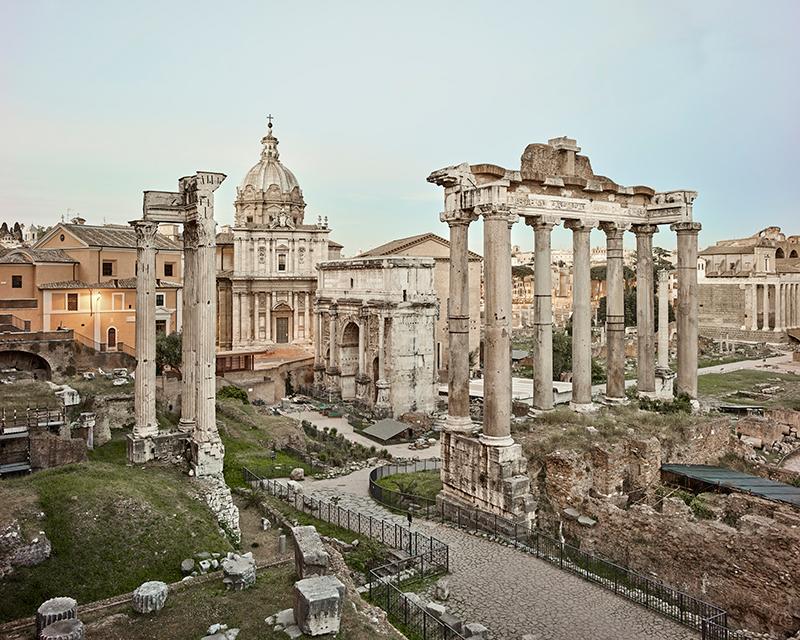 Forum, Rome, Italy, 2016