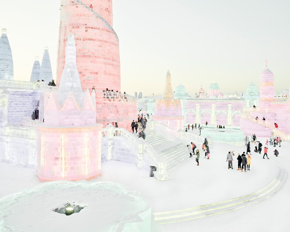 Assention Harbin, China, 2018