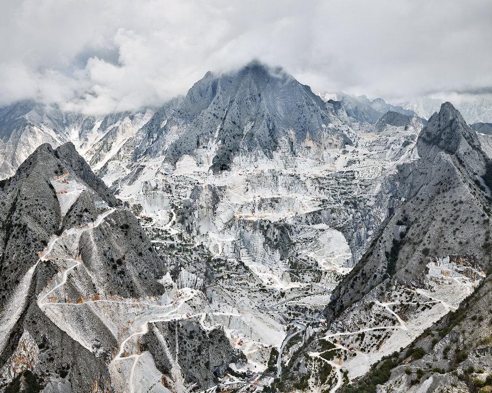 Cava Bianco I, Carrara, Italy, 2018
