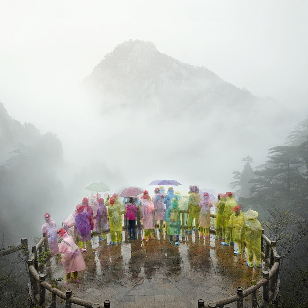 Lookout Haungshan, China, 2018