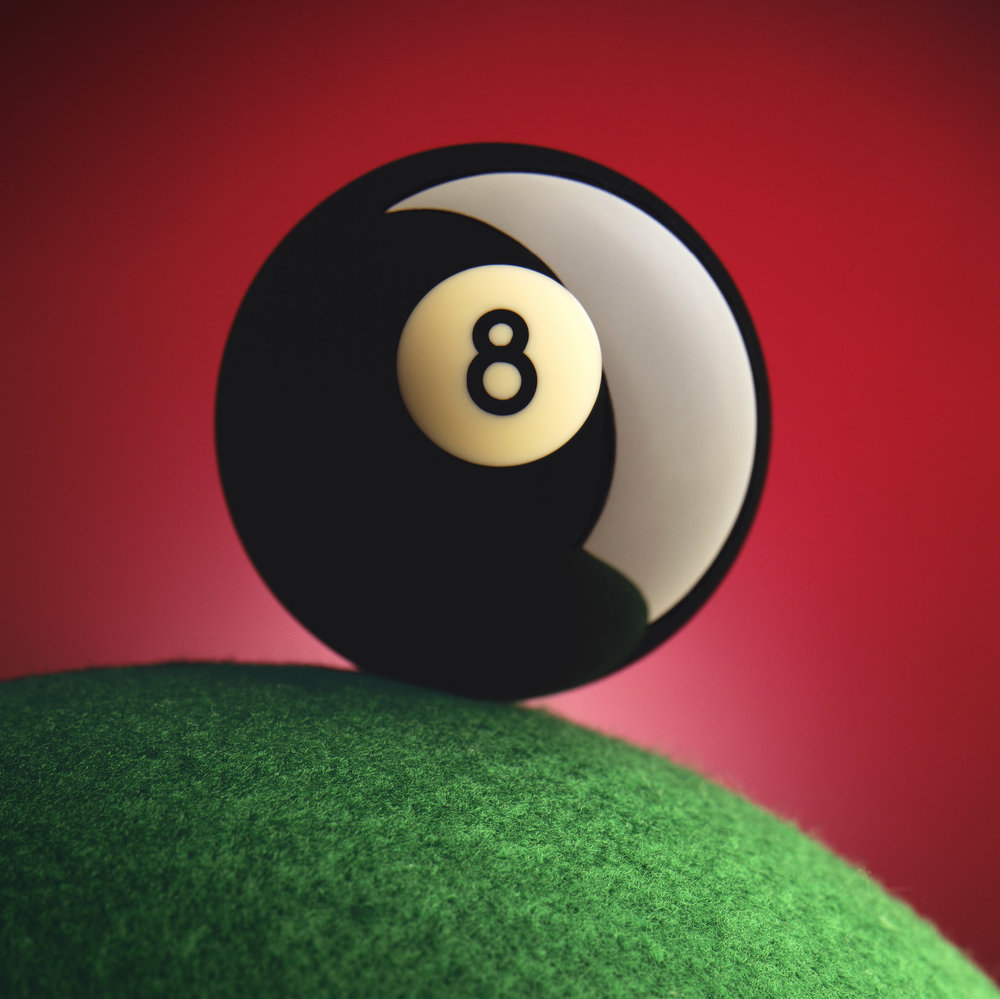 Fred Collins -  Eight Ball