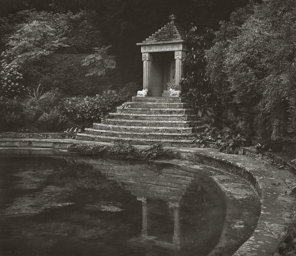 Suryas Temple Sezincote