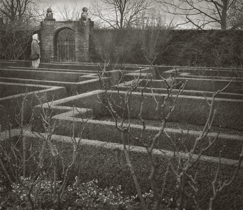 White Garden Sissinghurst