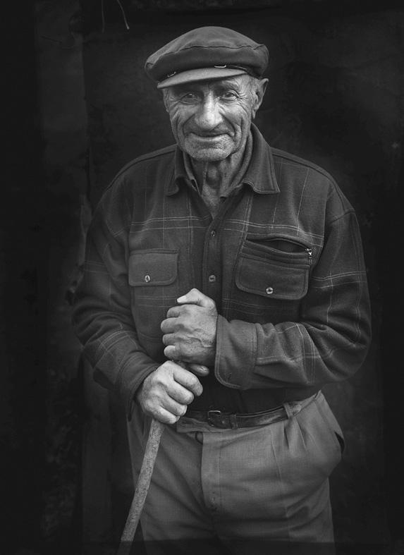 Jean Michel Berts -  Grand Père