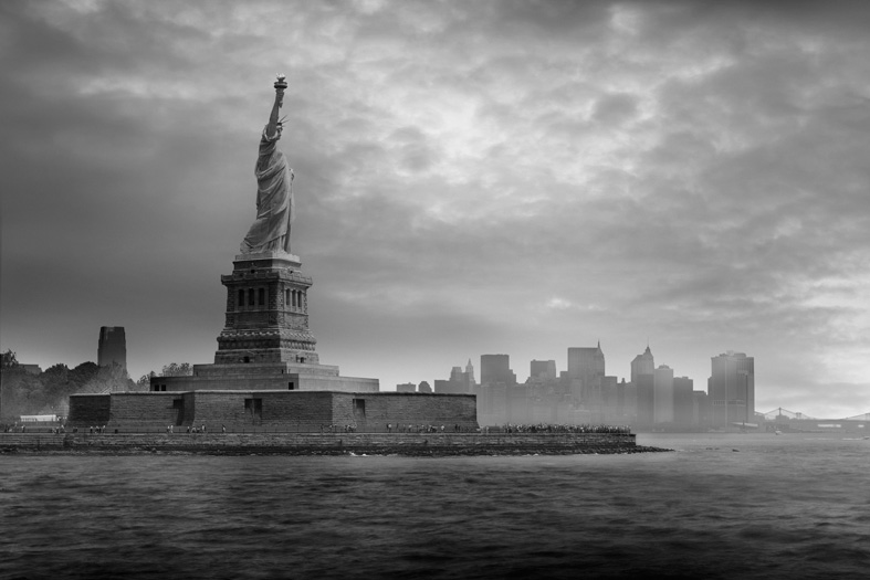 Jean Michel Berts -  Liberty Statue