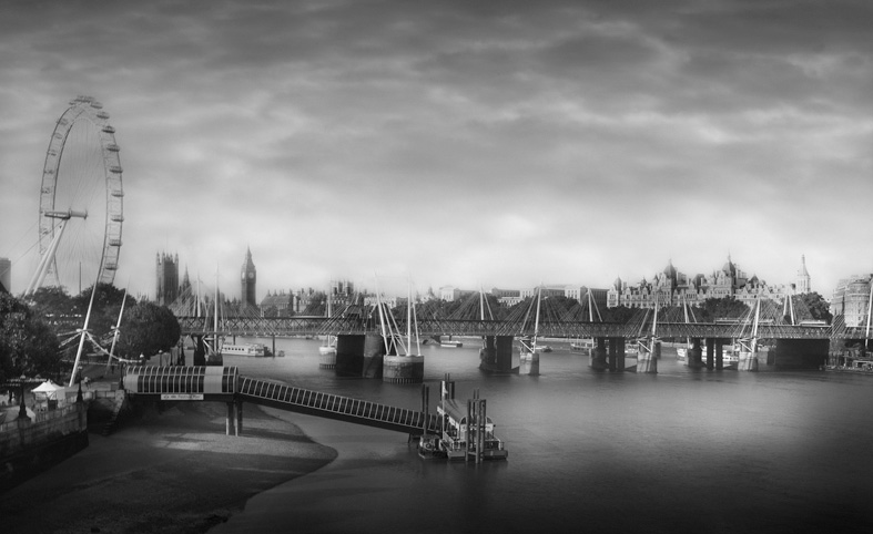 Jean Michel Berts -  London 37