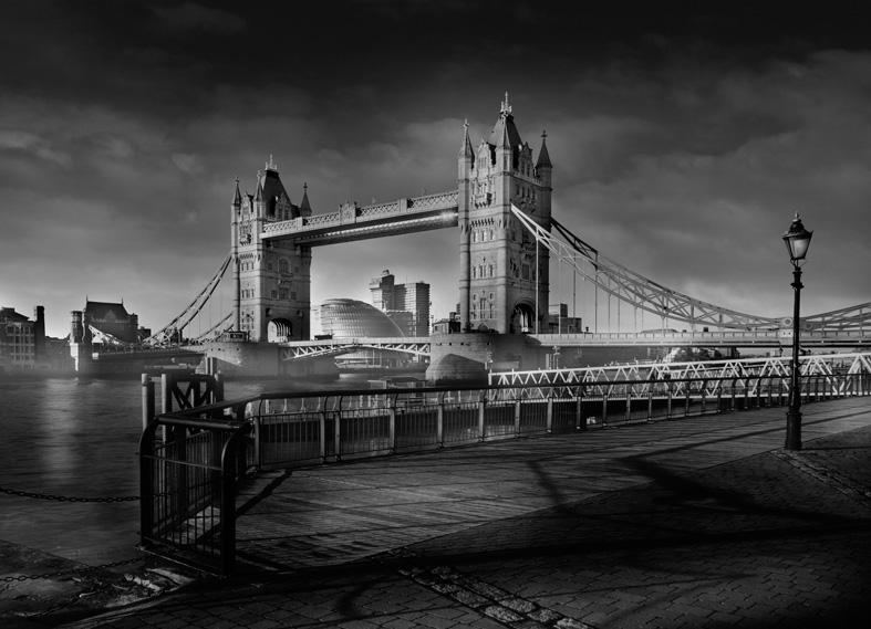 Jean Michel Berts -  Tower Bridge
