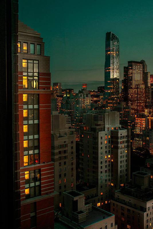 Jean Michel Berts -  New York Color 2