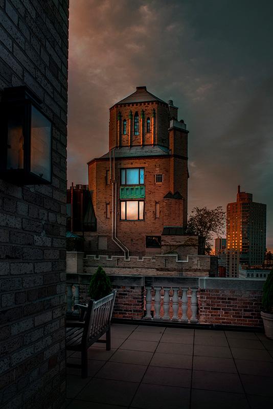 Jean Michel Berts -  New York Color 3
