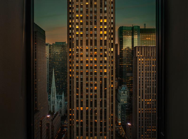 Jean Michel Berts -  New York Color 4