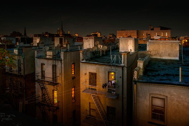 Jean Michel Berts -  New York Color 5